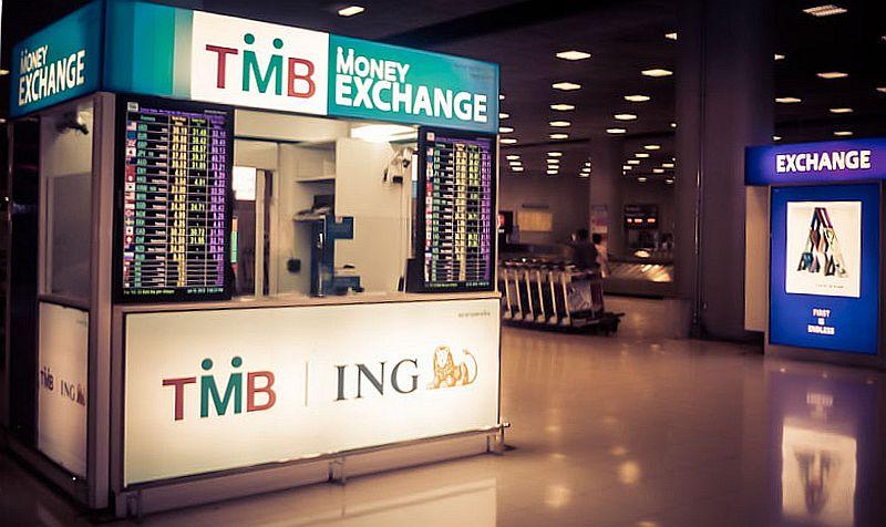 Где обменять рубли на баты в Таиланде