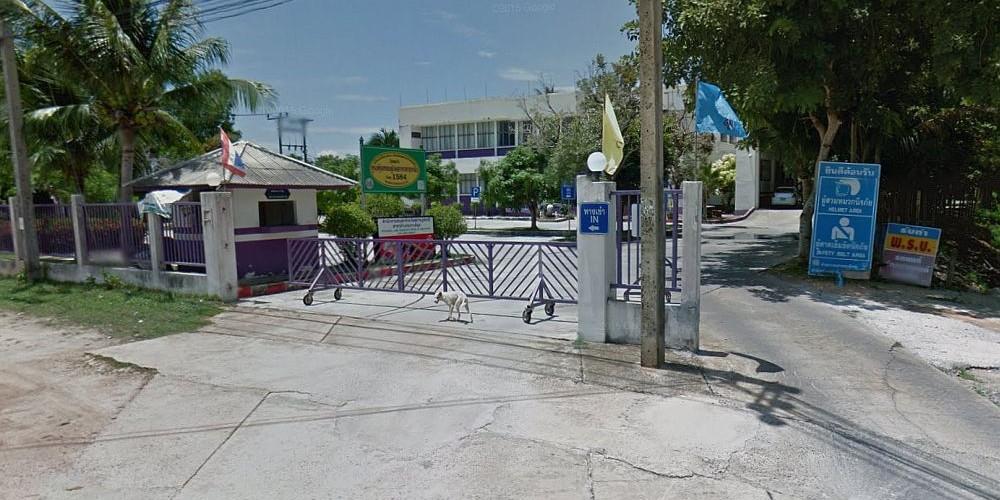 Где находится Provincial Land Transport Office