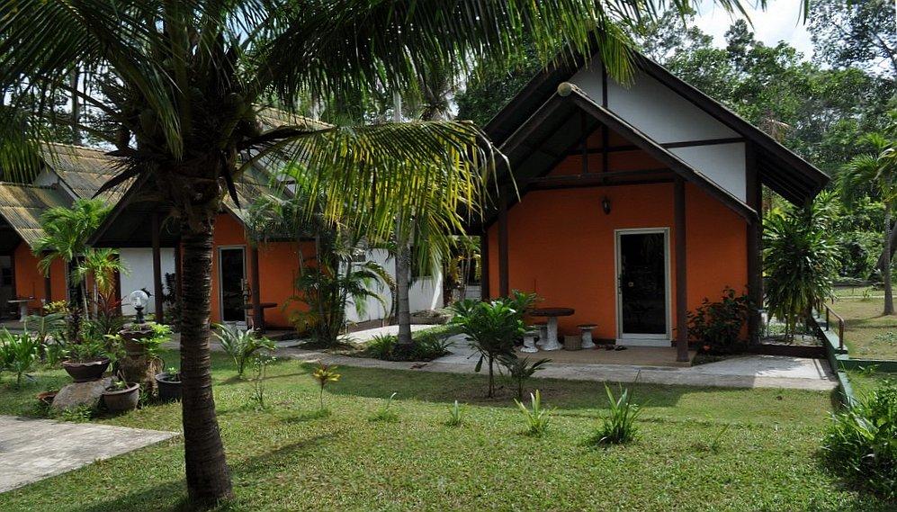 Дешевые домики с бассейном на Самуи